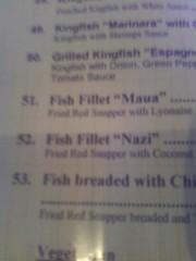 Fish Fillet Nazi