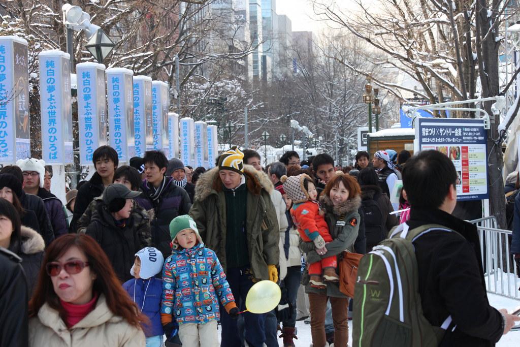 Sapporo Snow Festival  (19)