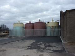 Whisky Storage Tanks (Bebopgirl1969) Tags: scotland whisky storagetank coppersmiths rothes forsyths