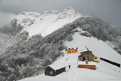 , Mazalat hut , Bulgaria (.:: Maya ::.) Tags: winter mountain snow nature trekking reserve bulgaria balkan stara     planina    mazalat     mayaeye mayakarkalicheva  wwwmayaeyecom