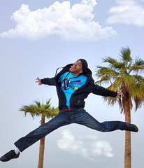 I Believe i Can Fly, But MAD! -     (Aziz J.Hayat   ) Tags: she love youth canon magazine you tube ali kuwait mad he  aziz hayat q8 saleh    shehe            jhayat  yaqza yagatha