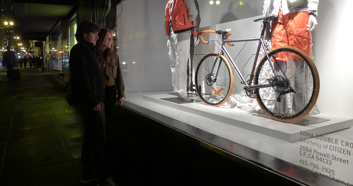 Ralph Lauren Store Window Display