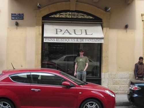 Paul Pains Rustiques