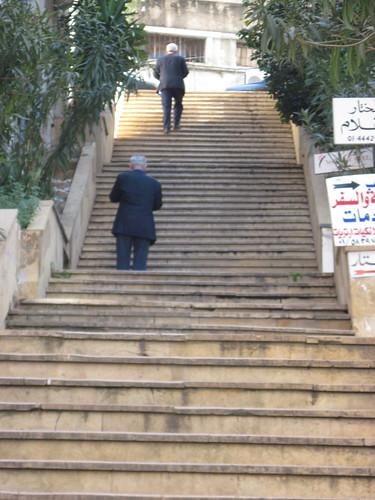 Stairs of Gemmayzeh