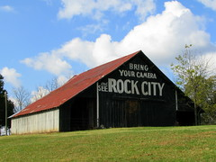 Bring Your Camera and See Rock City