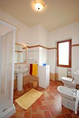 Tulipano: Bathroom (Podere Trebbiolo) Tags: podere trebbiolo