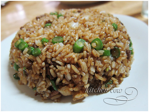 Hunan Restaurant at Camia St - Beef Fried Rice