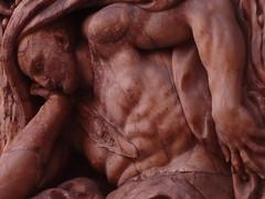 juicio final (Joan Pau Inarejos) Tags: valencia tristeza escultura torso michelangelo viril cuerpo barroco angustia paísvalencià fuerza masculino meditar meditabundo comunitatvalenciana pesadumbre valencia2011 valènciamarzo2011