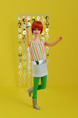 Ruby Twiggy (Flint :o)) Tags: vintage mod 60s doll fashiondoll mattel twiggy vidalsassoon redhaired reroot shortbob twiggylawson rubytwiggy twiggyturnouts