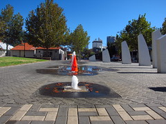The Fountain on Sunday Morning (Tinny 76) Tags: australia perth western s95