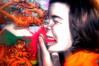 Horror of the City (geminitwincam) Tags: camera las vegas lens time holgaesque