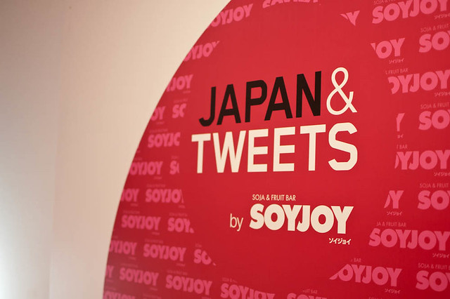 Japan & Tweets Madrid