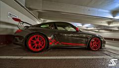 Porsche 997 GT3 RS (A.G. Photographe) Tags: france nikon parking sigma porsche ag nikkor rs 1224mm franais hdr 1224 anto gt3 997 photographe foch xiii porsche997gt3 d700 1224mmsigma antoxiii hdr9raw agphotographe