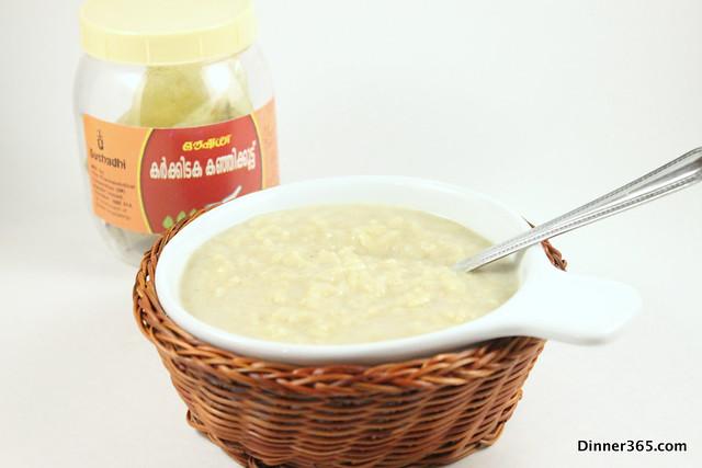 Day 68 - Karkidaka Kanji or Medicinal Porridge