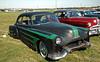Pontiac (Chad Horwedel) Tags: black classic car illinois decatur pontiac scallop ratrod hunnertcarpileup traditionalrod