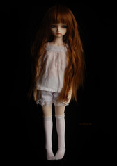 The new girl (Melacacia - Please no FMs) Tags: girl factory sweet young bjd needs dim adjustment msd luria faceup dimdoll