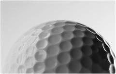 Cambiando el mundo (Ana R. Adán (Hannah)) Tags: blanco golf gris negro pelota hueco