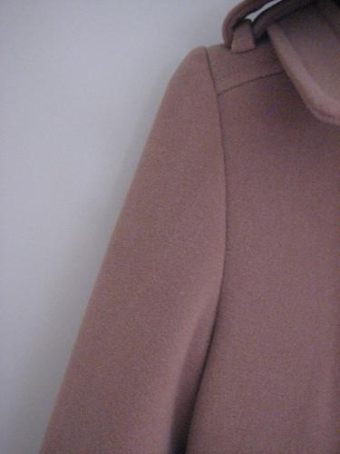 Coat sleeve