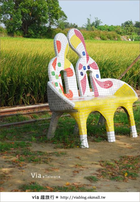 【嘉義景點】新港板頭村交趾剪粘藝術村~到處都是有趣的拍照景點!8