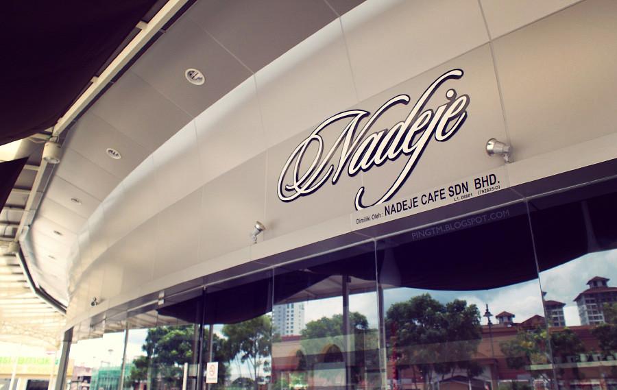 Nadeje Cafe