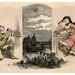 016-Moralidad-tranquilidad-felicidad-la corte por telefono-Le Vingtième Siècle 1883- Albert Robida