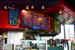 Bebas & Amigos (mao5000) Tags: downtown wa mexicanrestaurant seattlemunicipaltower bebasamigos