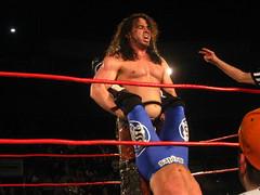 TNA Live! Matt Hardy Vs A.J. Styles