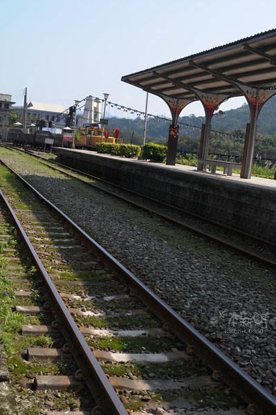 十分車站月台