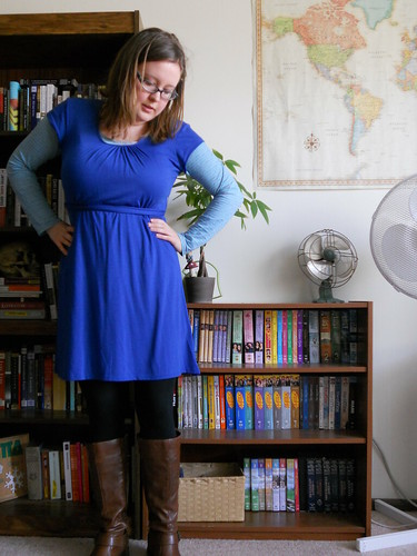 You Dress Like A Librarian On A Big Blue Spring Day
