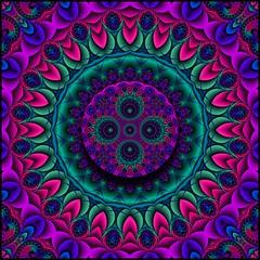 Color Deluxe (Lyle58) Tags: abstract geometric circle design pattern kaleidoscope mandala symmetry zen harmony reflective symmetrical balance circular kaleidoscopic kaleidoscopes kaleidoscopefun kaleidoscopesonly