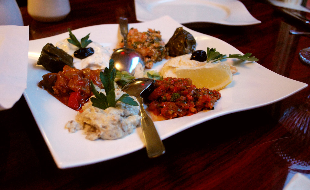 IstanbulGrill Appetizer2