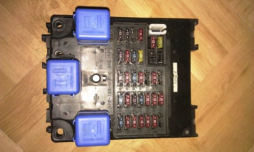nissan b13 fuse box fs: many parts b13/b14/w10, mostly p11, some aftermarket ... 93 nissan altima fuse box diagram