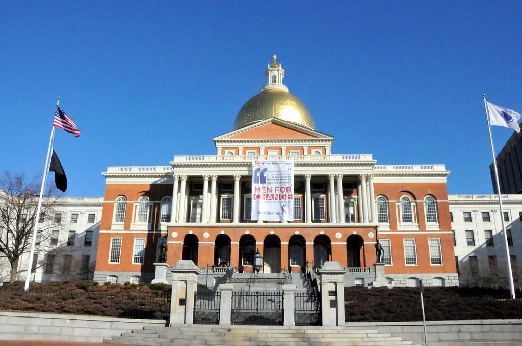 Massachusetts State House - Boston, MA
