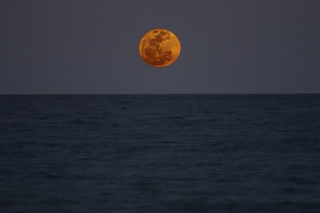 super moon :O
