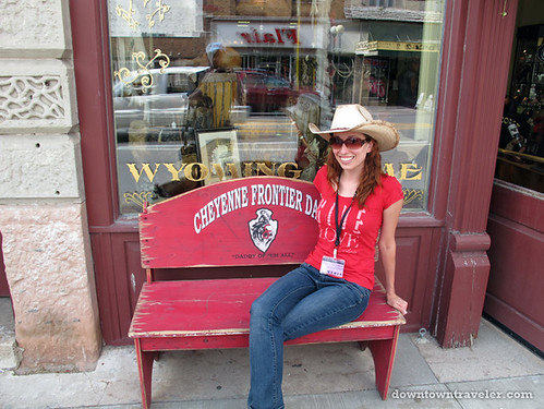 Cheyenne, Wyoming during the 2010 Cheyenne Frontier Days Festival