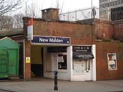 Picture of New Malden Station
