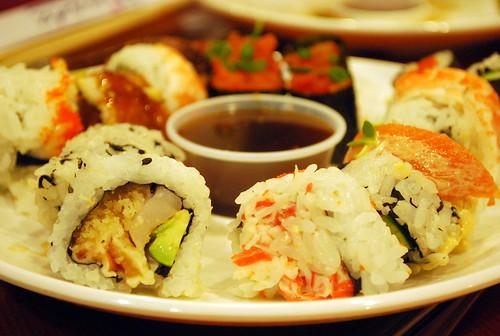 Sushi Nirvana