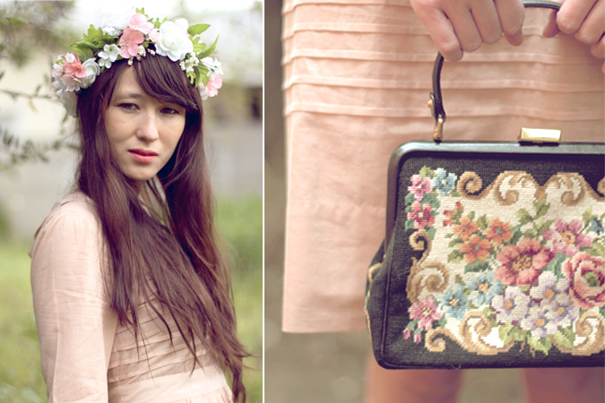 Secret Garden Fashion Editorial Styled by Alice Baxley
