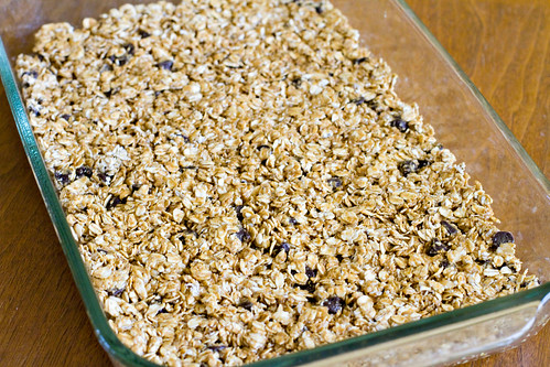 SunButter and Chocolate Chip Granola Bars - 2