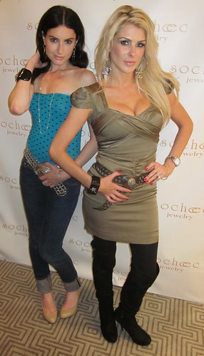 Little Gorilla Designs Belts, Samantha Gutstadt, Jennifer Lexon, Diamond Girl Media LA, Socheec Jewelry, Oscar Gifting Suite 2011
