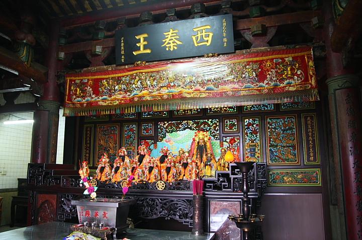 基隆城隍廟(西秦王)017