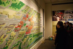 viewing the exhibit in Chicago (via Curated Object)