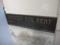 offices for rent (Market Street near 4th Street) (throgers) Tags: sanfrancisco california for market 4th guesswheresf rent foundinsf offices mandible gwsf