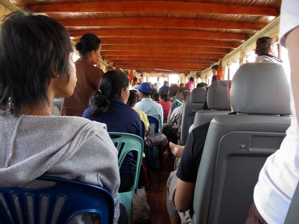 Verso Luang Prabang