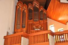 Blatten Lötsch. - 06 (Jean-Louis Pitteloud) Tags: valais orgue ober