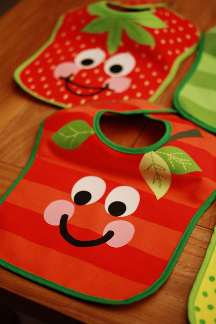Baby Marcus - New Mothercare Bibs