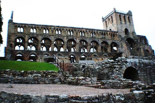 Medieval Jedburgh Abbey