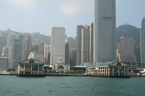 2011-02-25 - Hong Kong - Ferry - 05 - Destination terminal