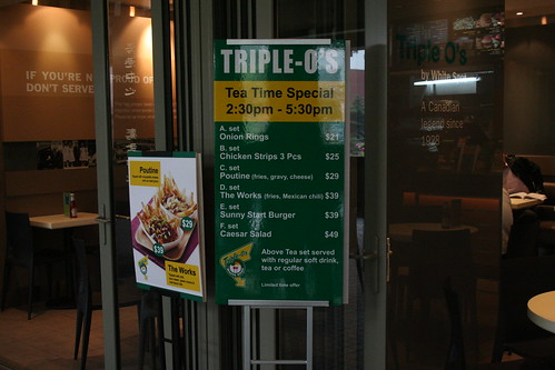 2011-02-25 - Hong Kong - Triple-Os - 02 - Outside menu