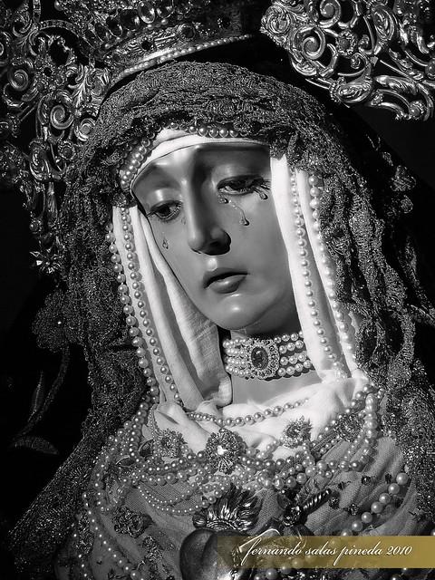 Dolores de san Pedro
